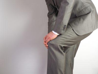膝・股関節と腰