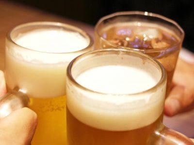 お酒と肝臓、腎臓